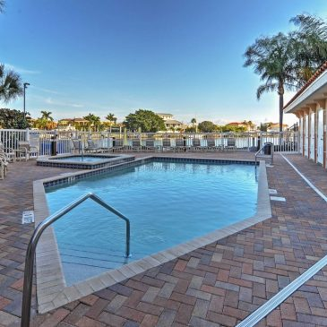 Look forward to many perfect pool days at the community pools.